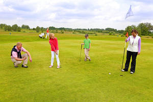Golf und Country Club Fleesensee Kinderkurs