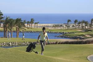 Madinat Makadi Golf am Roten Meer