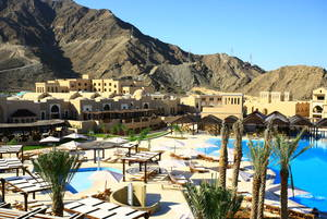 Iberotel Miramar Al Aqah Beach Resort Arabische Emirate